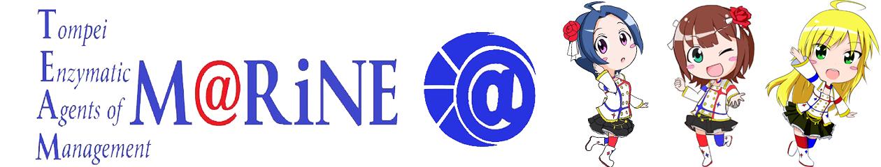 T.E.A.M. M@RiNE – 東北大学海洋系 アイマス研究会 –
